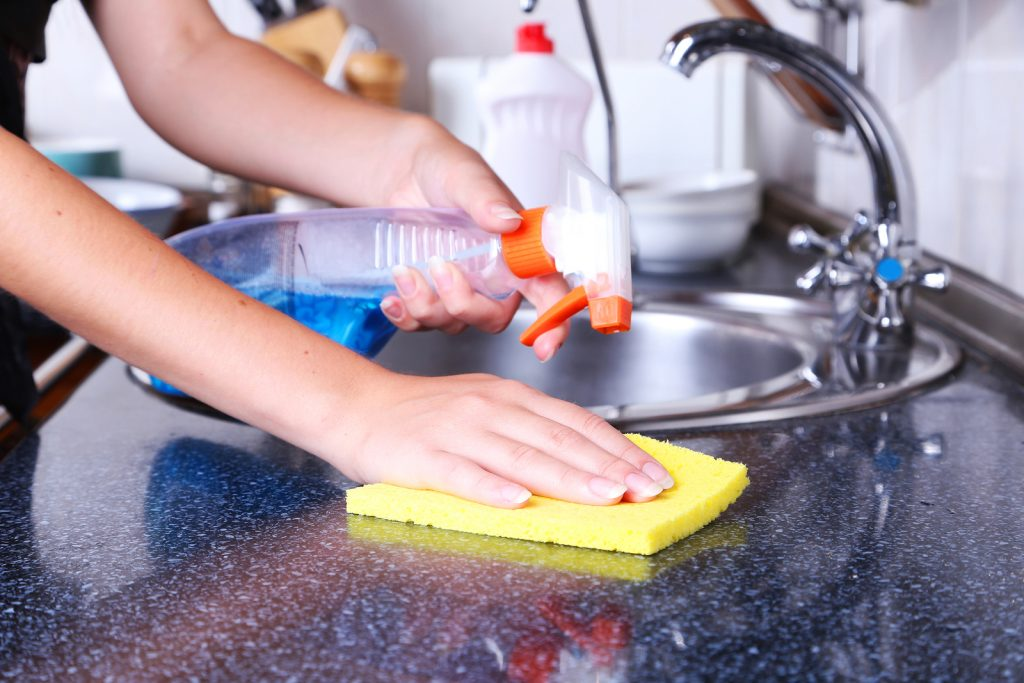 You can restore your marble countertop with these tips